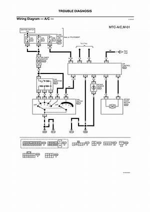2006 Nissan Frontier Wiring Diagrams 24214 Getacd Es