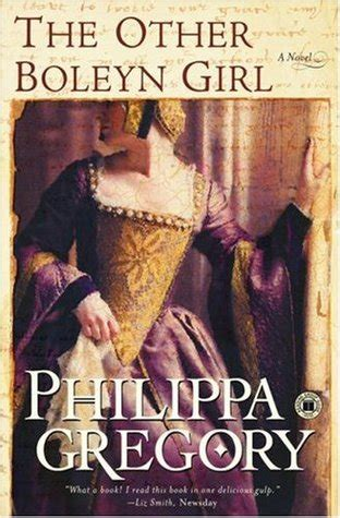 boleyn girl  philippa gregory