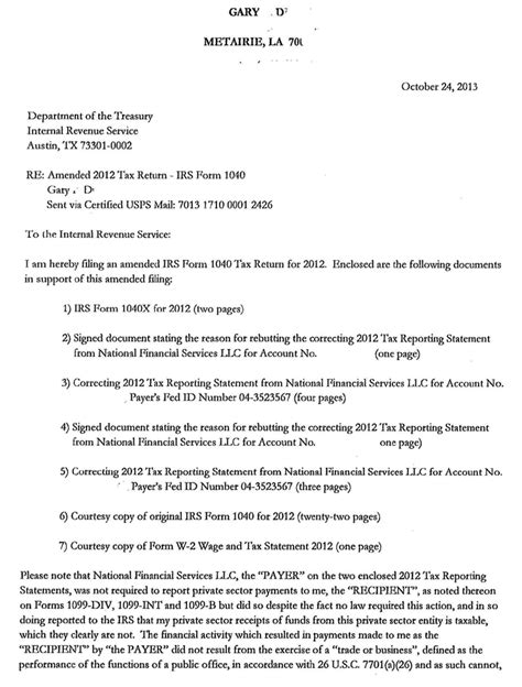 Example Letter Claiming Tax Refund  Tax Relief Flat Rate