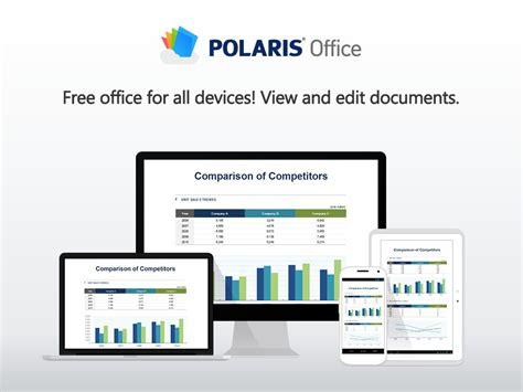 oficina polaris para tablet android descargar gratuita