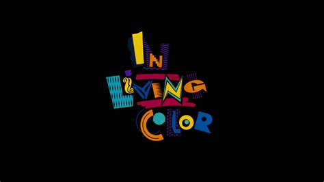 living in color in living color