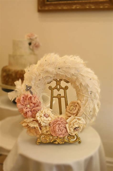 shabby chic christmas wreaths