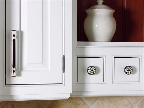 kitchen cabinet pulls pictures options tips ideas hgtv