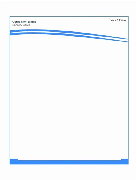 printable letterhead templates pics  printable