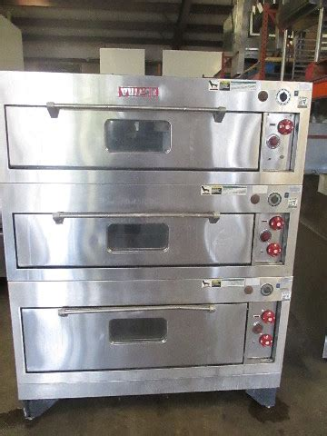 vulcan stainless electric pizza oven