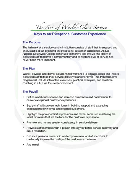 tv show business plans templates program proposal template 11 free word pdf documents