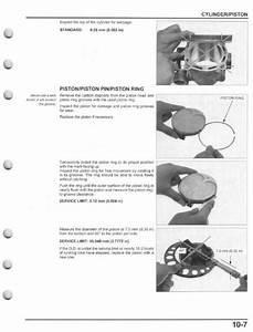 Service Manual    2009 - 2016 Honda Crf450r