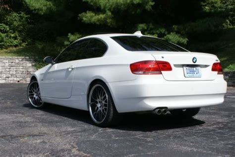 Find Used 2007 Bmw 328xi Coupe All Wheel Drive 6 Speed