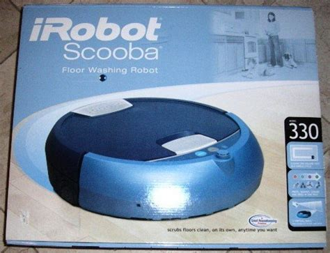 Irobot Floor Cleaner Scooba by Irobot Scooba 330 Vacuum Cleaner Id 5323982 Product