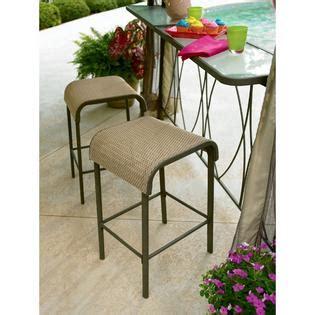 grandview sling bar stool set get great outdoor bar