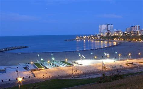 mar del plata city beach wallpaper  cool hd