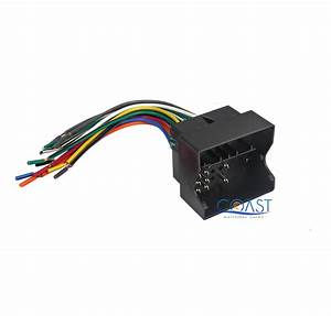 Car Radio Stereo Install Wire Wiring Harness Plug For 2002
