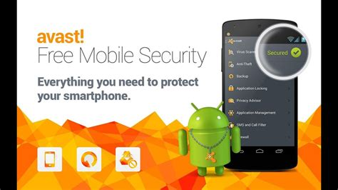 mobile antivirus avast avast mobile security antivirus v3 0 7550 premium