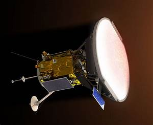 Bisbos.com :: Space: Future Probes: Solar Probe plus