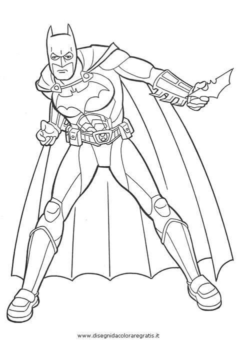 disegni supereroi da colorare  stampare  maschere