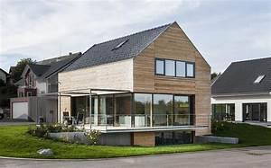 Modernes Haus Satteldach : pin von lena schlenk auf umbau in 2019 haus modernes ~ A.2002-acura-tl-radio.info Haus und Dekorationen