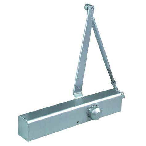 door closer global door controls door closer in aluminum Industrial