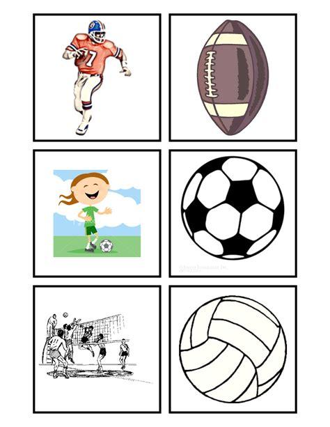 preschool is planning activities april 2010 634 | sports match math game 1