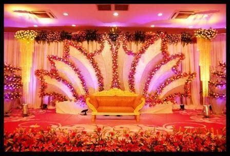 stageflower decoration  chennai  sri sai shakthi