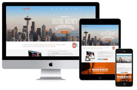seattle web designs responsive site wins hermes creative