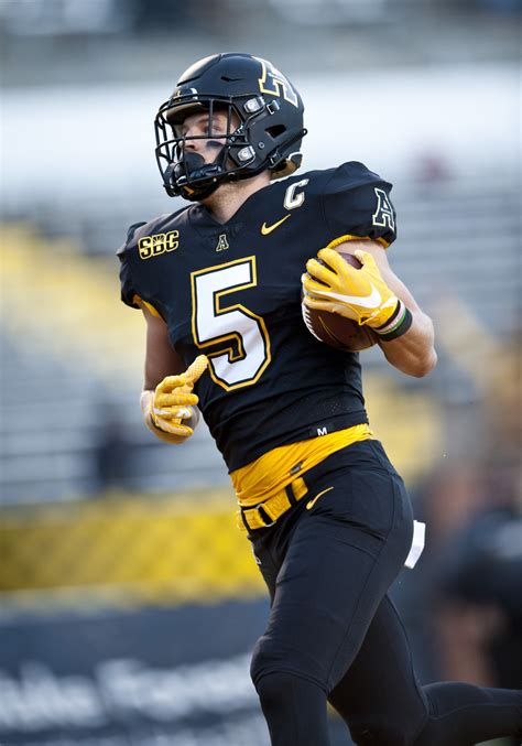 Thomas throws for 4 TDs, App State downs Troy, 47-10 | The ...