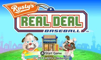 Rusty's Real Deal Baseball - Wikipedia