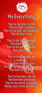How Much I Love You Poems for Her and Him - Hug2Love