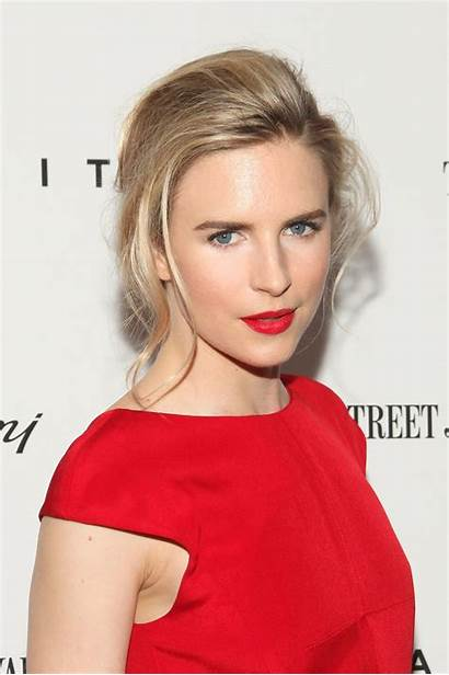 Brit Marling Lips Bright Celebrity Movies Paired
