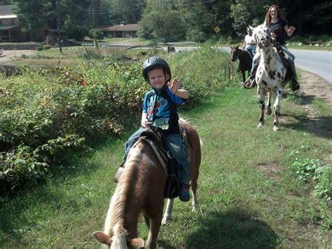 riding horseback painted ranch pony fun addition vacation any horses lake ruggiero trail george