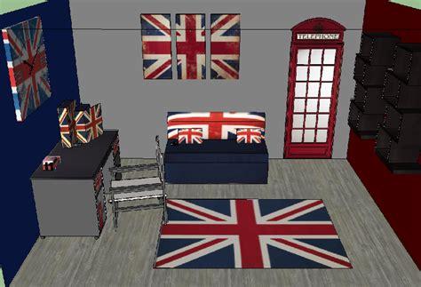 chambre de fille de 11 ans déco anglaise chambre ado