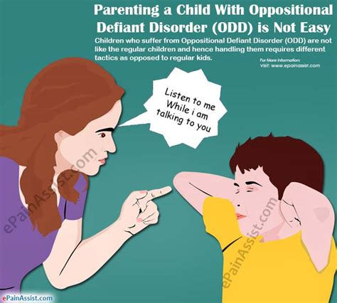 parenting oppositional defiant disorder and teaching 158 | parenting child oppositional