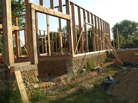 autoconstruction maison en bois cordes notre future maison en bois et paille en images 1 autoconstruction bien s 251 r dans l assiette