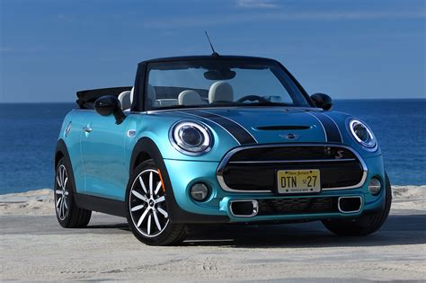 Review Mini Cooper Convertible by 2016 Mini Cooper S Convertible Drive Automobile