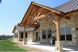 Patio Home Designs Texas by Hill Country Home Timber Frame Residential Project Photo Gallery