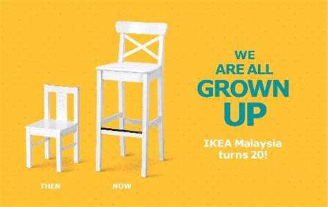 ikea si鑒e ikea 20th anniversary sale home furniture sale in malaysia