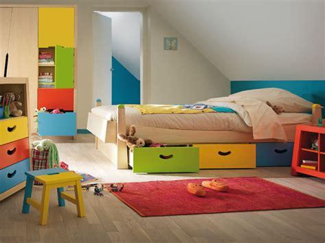 interieur cuisine chambre enfants meublé photo 5 10 chambre enfant avec meubles colorés
