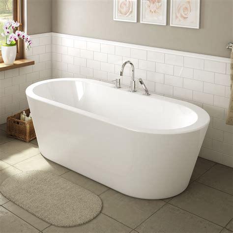 lowes freestanding tub a bath shower inc una acrylic free standing bathtub all