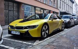Bmw I8 Protonic Frozen Edition : bmw i8 protonic frozen yellow edition 10 february 2018 autogespot ~ Gottalentnigeria.com Avis de Voitures