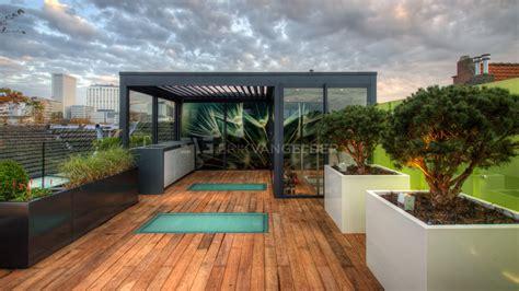 Roof Top Terrace : Rooftop Terrace Rotterdam (-)-erik Van Gelder