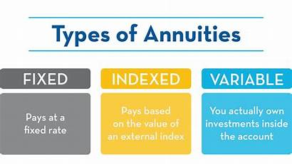 Annuities Types Variable Annuity Fixed Returns Indexed
