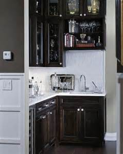 Corner Wet Bar Ideas