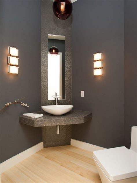 Corner Bathroom Sink Ideas by Best 25 Corner Sink Bathroom Ideas On Corner