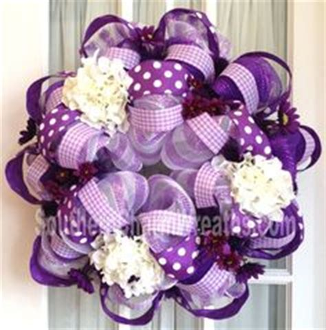 lavender pin dot my anywhere relay for purple white deco mesh with purple polka