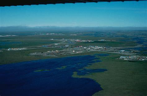 Prudhoe Bay, Alaska. Photo: US Fish & Wildlife Service