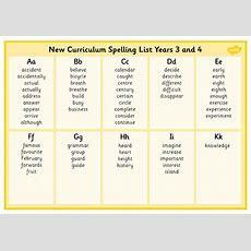 Spelling  St Francis Catholic Primary School