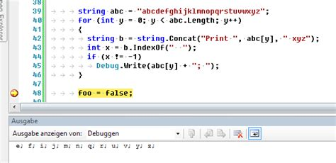 C# String.indexof() Returns Unexpected Value