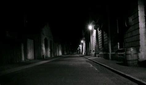 dark city street background  background check