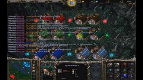 dota garena  garena master   warcraft map