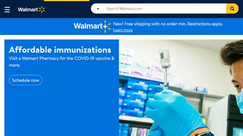 COVID-19 vaccinations to start at Walmart, Sam's Club on ...