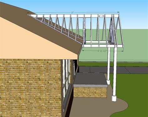 building a deck a patio 25 best ideas about porch roof on porch cover